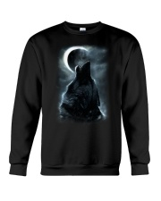 I LOVE WOLF Crewneck Sweatshirt tile