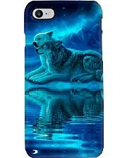 I LOVE WOLF Phone Case tile