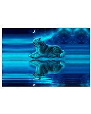 I LOVE WOLF Horizontal Poster tile