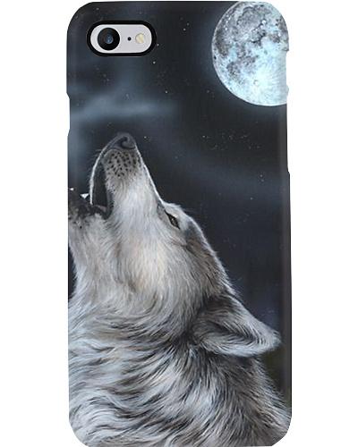 WOLF PHONE CASE