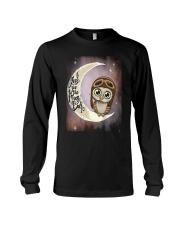 I LOVE OWL  Long Sleeve Tee thumbnail