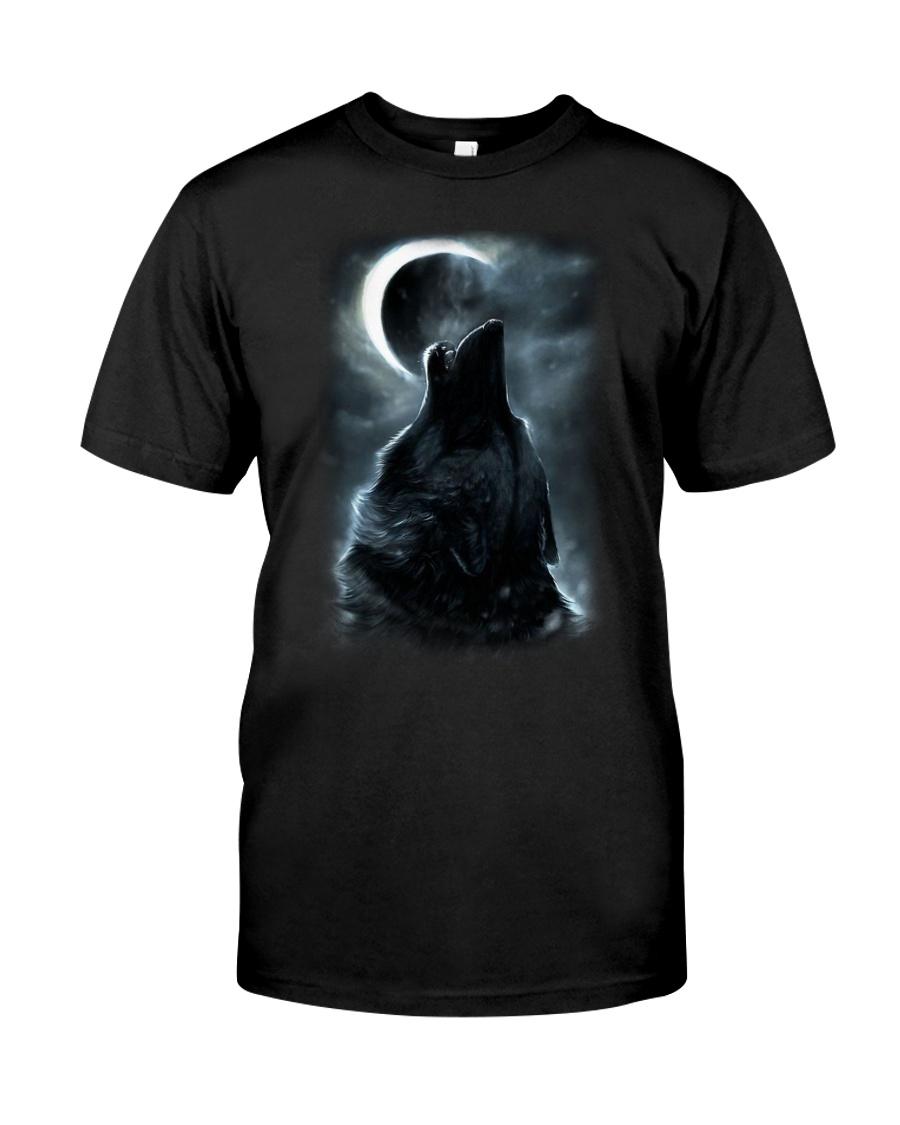 I LOVE WOLF Classic T-Shirt