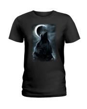 I LOVE WOLF Ladies T-Shirt thumbnail