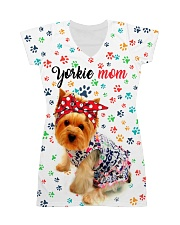 I LOVE YORKIE All-over Dress front