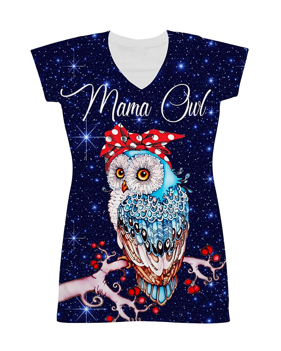 I LOVE OWL All-over Dress