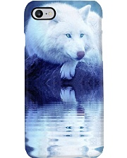 WOLF PHONE CASE Phone Case i-phone-8-case