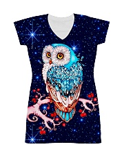 I LOVE OWL All-over Dress front