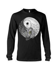 I LOVE OWL  Long Sleeve Tee tile