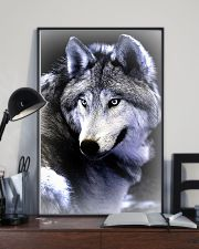 THE PRIDE OF WOLVES - EXCLUSIVE POSTER 11x17 Poster lifestyle-poster-2