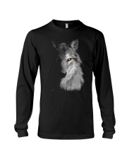 I LOVE WOLF Long Sleeve Tee thumbnail