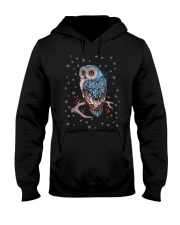 I LOVE OWL Hooded Sweatshirt tile