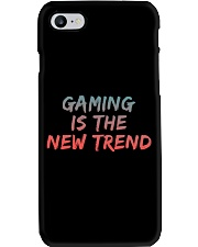 GAMING IS THE NEW TREND Phone Case thumbnail
