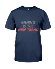 GAMING IS THE NEW TREND Classic T-Shirt thumbnail