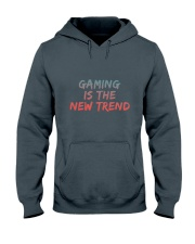 GAMING IS THE NEW TREND Hooded Sweatshirt thumbnail