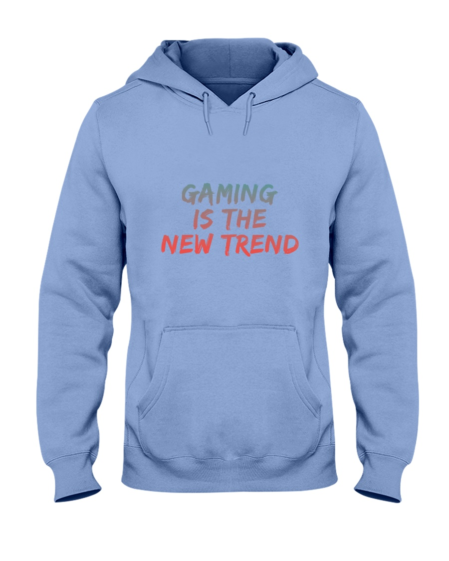 GAMING IS THE NEW TREND Hooded Sweatshirt