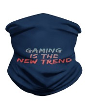GAMING IS THE NEW TREND Neck Gaiter thumbnail