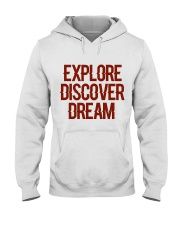 Discover Hooded Sweatshirt front