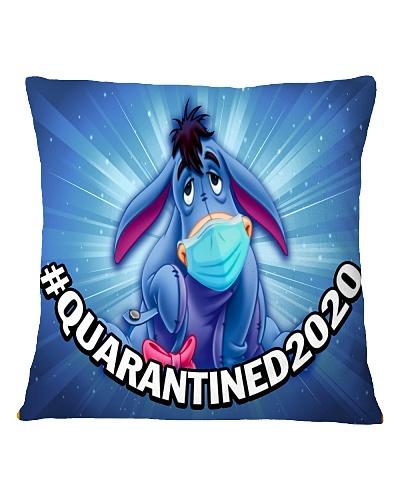 Quarantined 2020 Mask