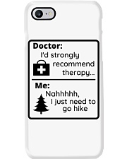 A Hiker's Therapy Phone Case thumbnail
