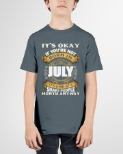 July Queens - Perfect Present For The Queens -  Youth T-Shirt garment-youth-tshirt-front-01