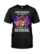 Red neck Classic T-Shirt front