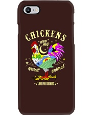 Chickens are my Spirit Animal Phone Case thumbnail
