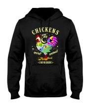 Chickens are my Spirit Animal Hooded Sweatshirt thumbnail