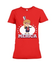 Ltd Edition Tshirt for Independence Day Premium Fit Ladies Tee thumbnail