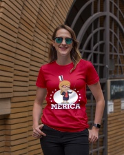Ltd Edition Tshirt for Independence Day Ladies T-Shirt lifestyle-women-crewneck-front-2