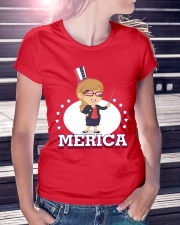 Ltd Edition Tshirt for Independence Day Ladies T-Shirt lifestyle-women-crewneck-front-7