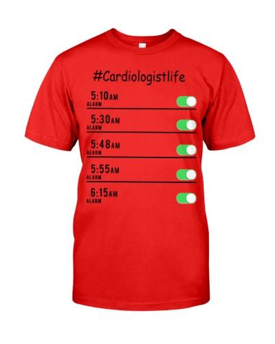 Cardiologist life funny shirt