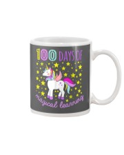100 days of school magical learning cool t shirt Mug thumbnail