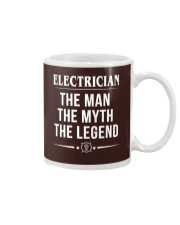 The Electrician - The MAN -THE MYTH - THE LEGEND Mug thumbnail