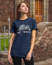 Elephant not today Classic T-Shirt apparel-classic-tshirt-lifestyle-06
