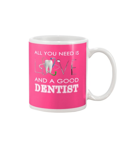 All you need is Love and a good Dentist