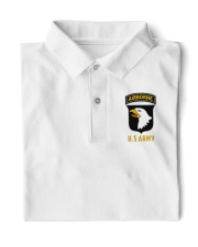 Airbone US Army  Classic Polo front