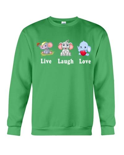 Cute shirt for elephant lovers