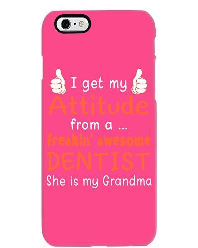 Dentist is my grandma
