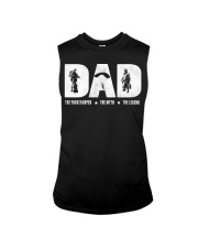 The Paratrooper - The DAD Sleeveless Tee thumbnail