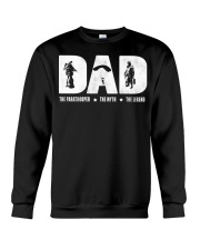 The Paratrooper - The DAD Crewneck Sweatshirt thumbnail