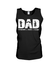 The Paratrooper - The DAD Unisex Tank thumbnail