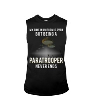 being a Paratrooper never ends Sleeveless Tee thumbnail