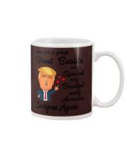 you are great barista Mug thumbnail
