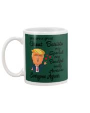 you are great barista Mug back