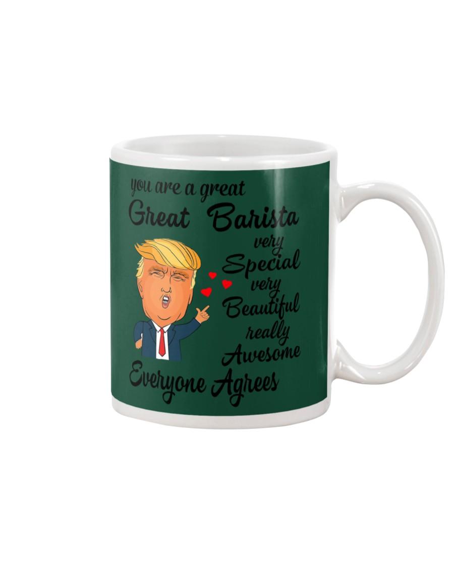 you are great barista Mug
