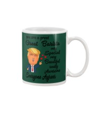 you are great barista Mug front