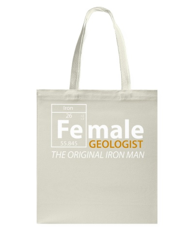Female Geologist