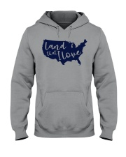 America Land that I love independence day t shirt Hooded Sweatshirt thumbnail