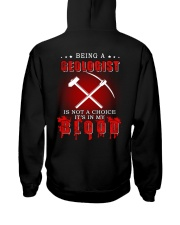 Being a Geologist is not a choice Hooded Sweatshirt tile