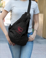 Cardiologist love Sling Pack garment-embroidery-slingpack-lifestyle-03
